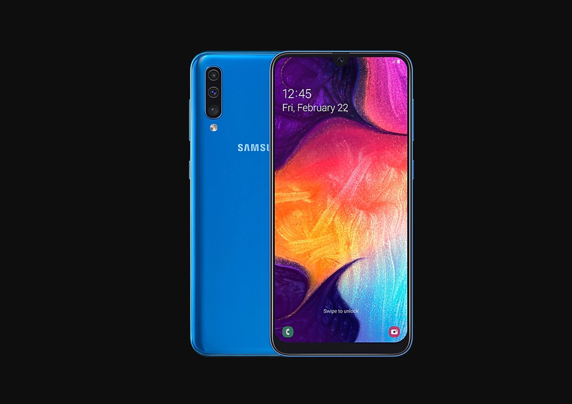 Samsung Galaxy A50: Video als Sperrbildschirm