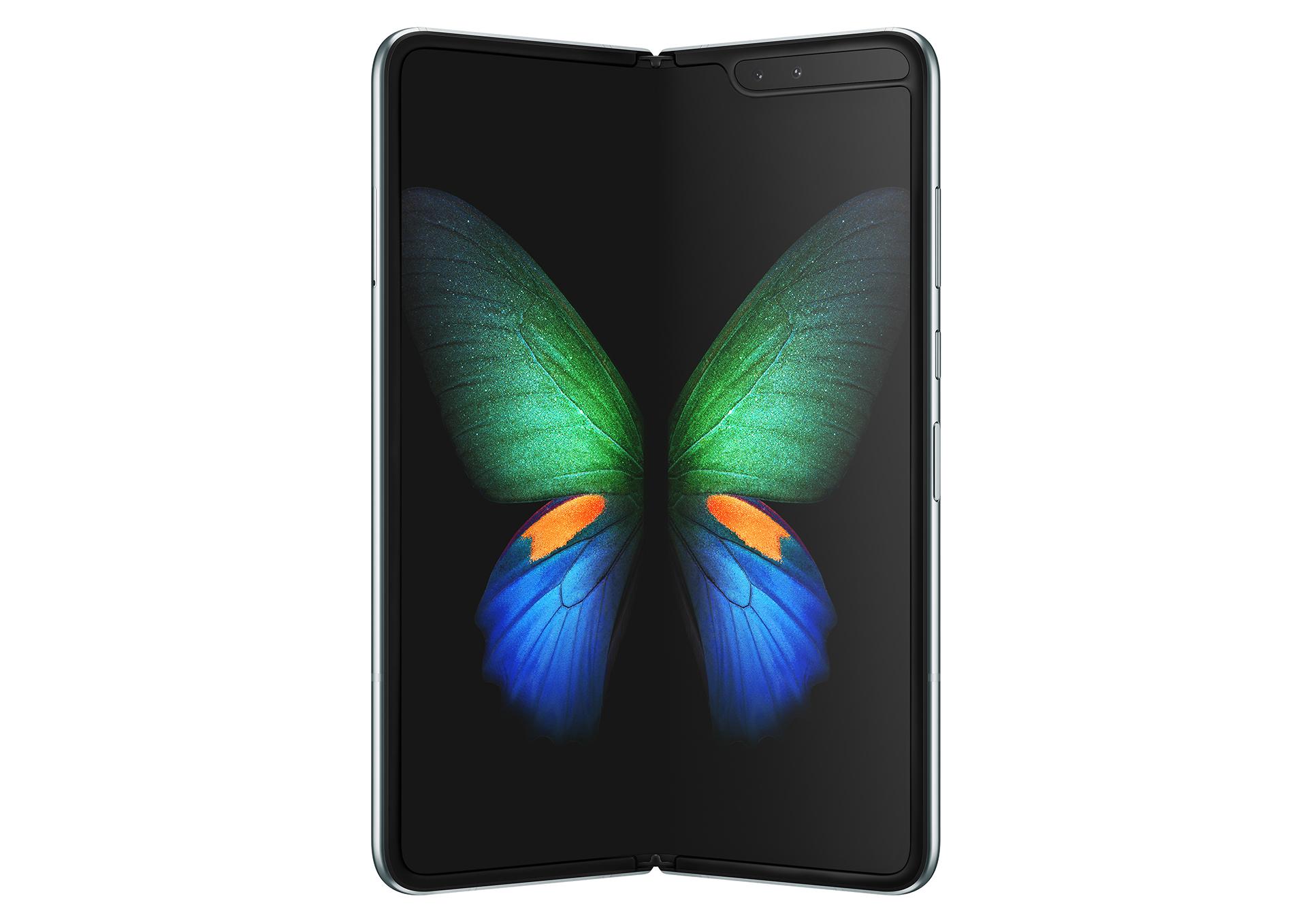 Marktstart des Galaxy Fold beginnt im September 2019
