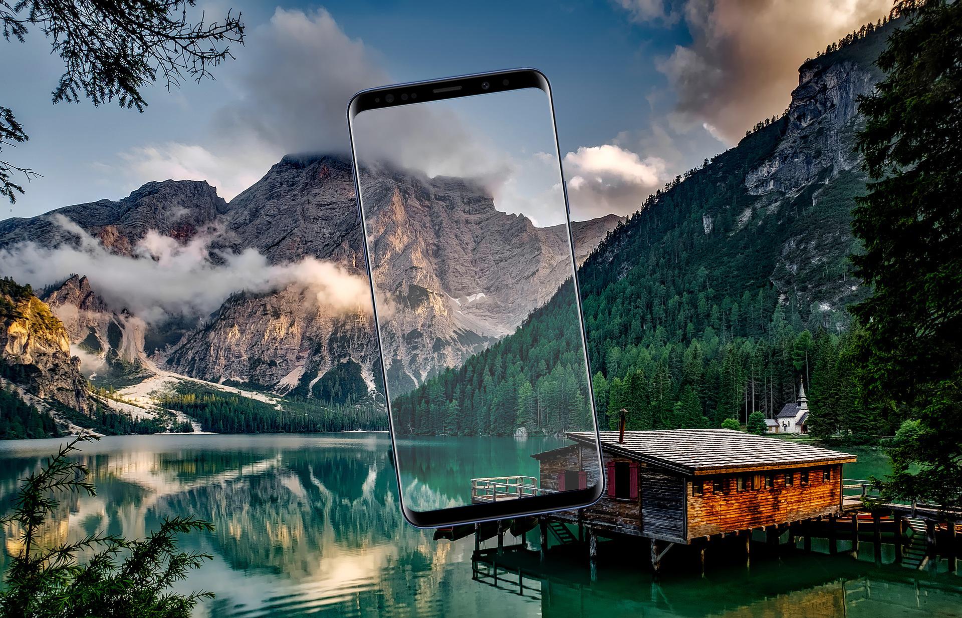 Samsung Galaxy S9: Screenshot erstellen – so geht's
