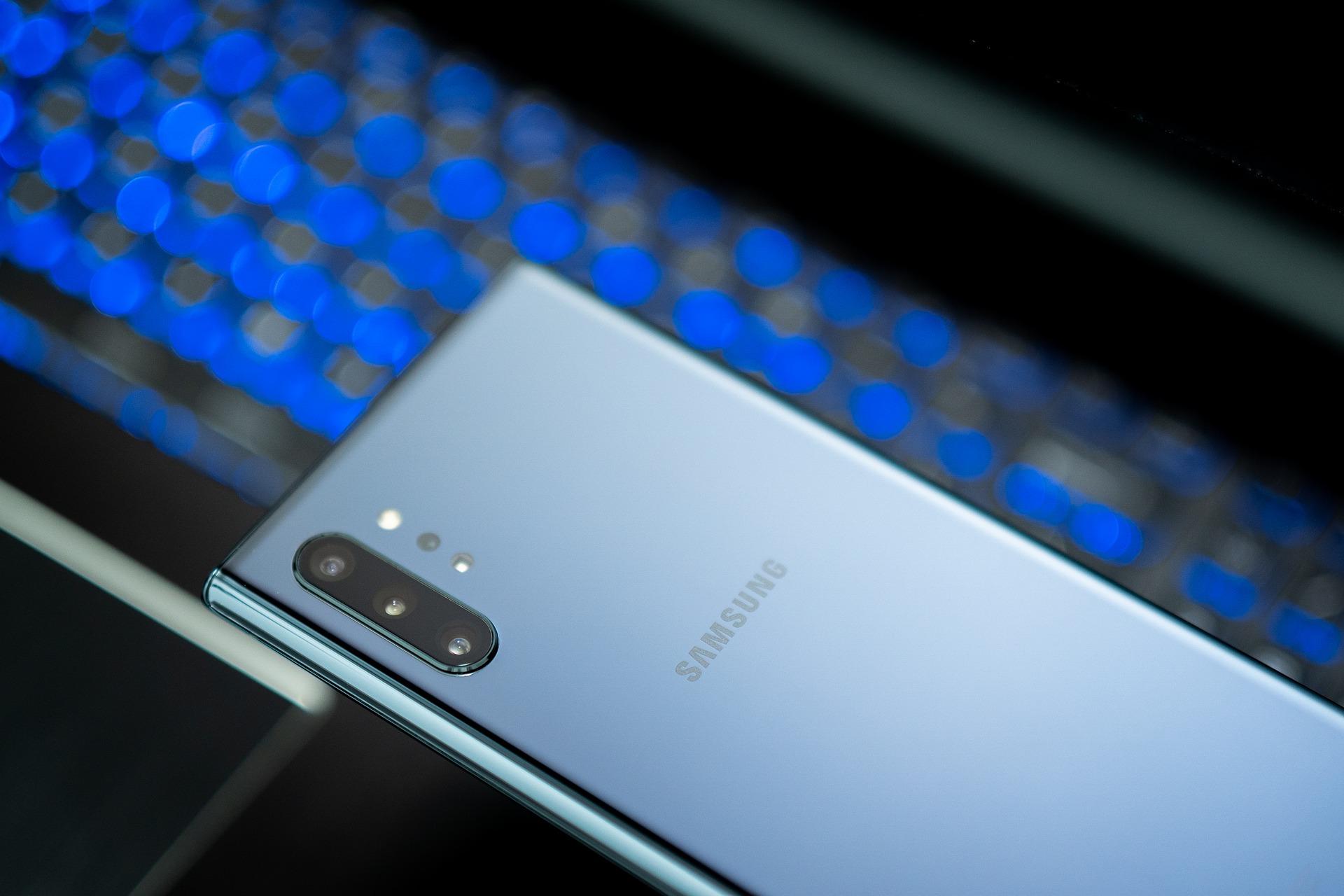 Samsung-Smartphone mit Computer verbinden