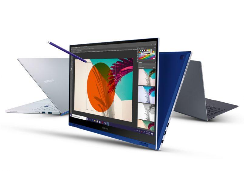 Samsung meldet sich im Notebook-Geschäft zurück