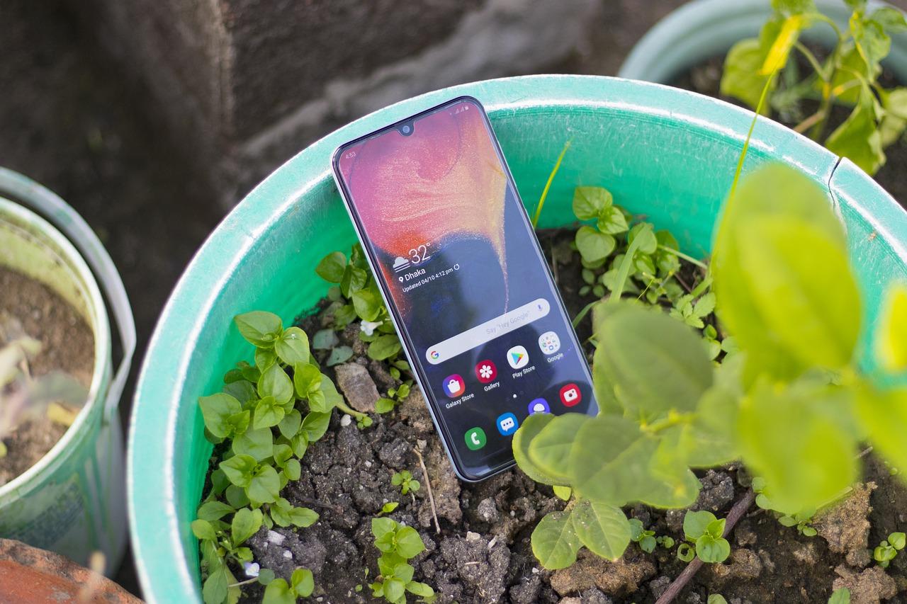 Samsung Galaxy A40 lädt nicht