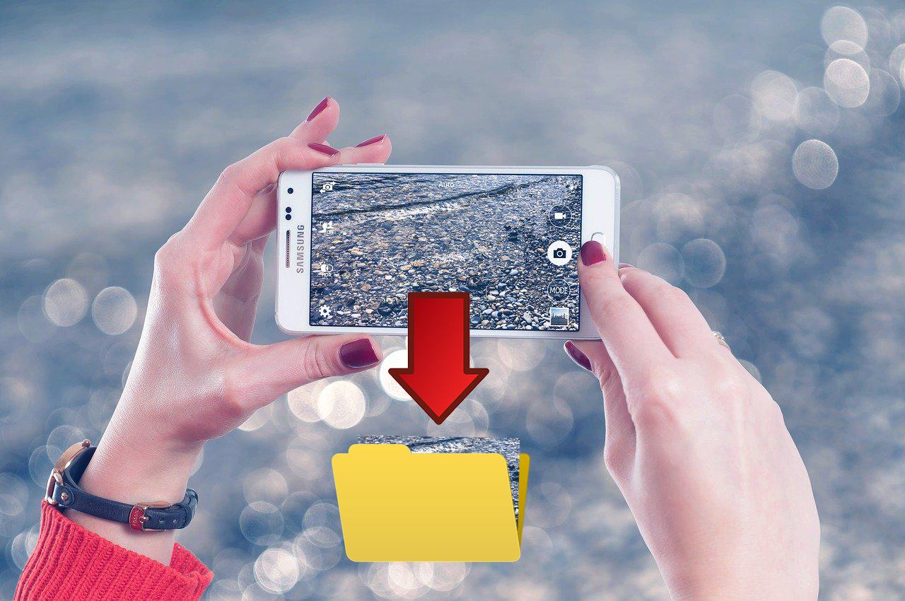 Samsung Galaxy: Bilder in Album verschieben – so geht's