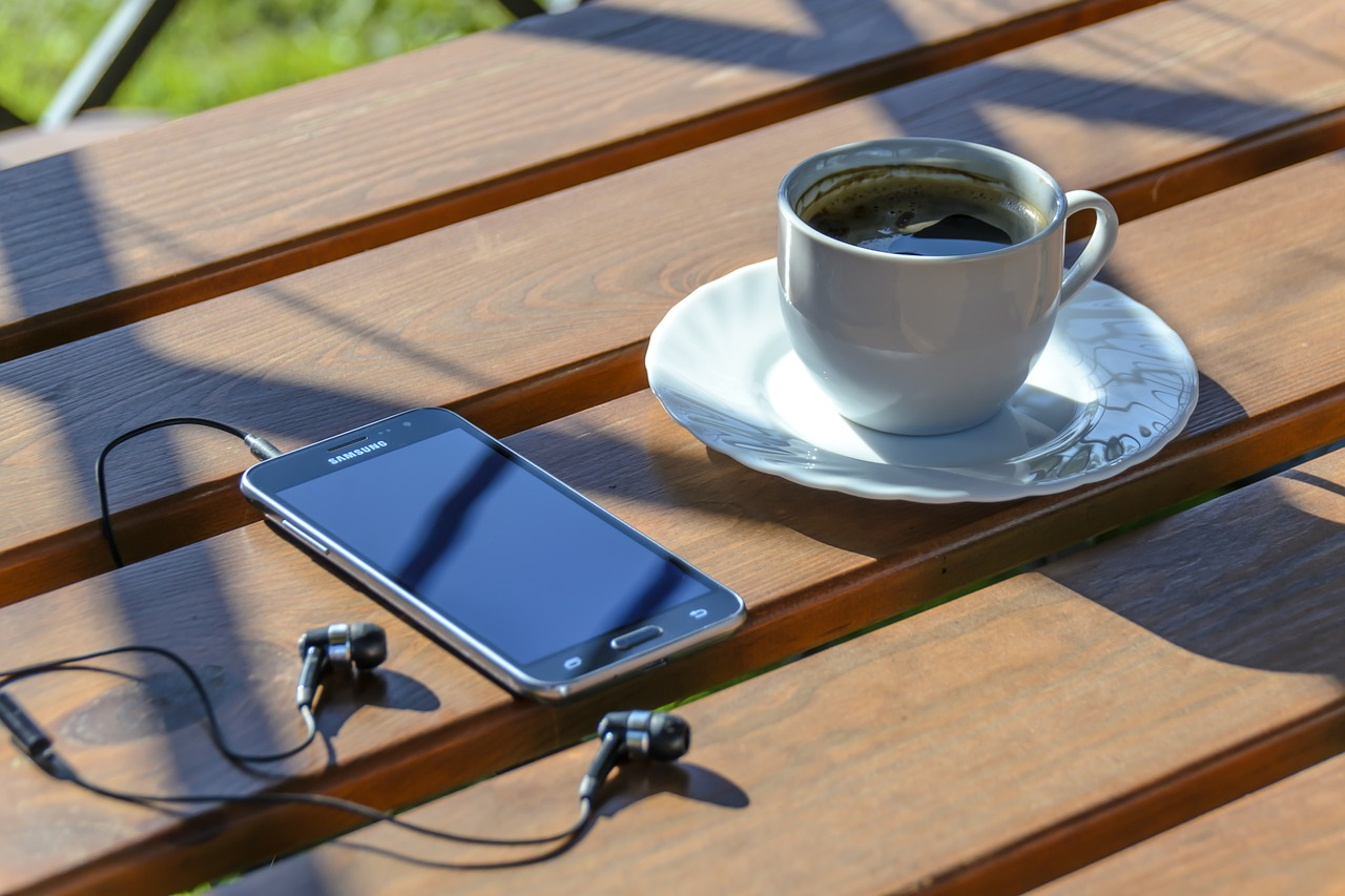 Lautloses Samsung Galaxy Smartphone klingeln lassen