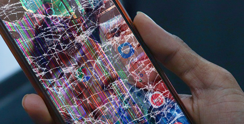 Samsung Display selber reparieren – nichts für Laien!