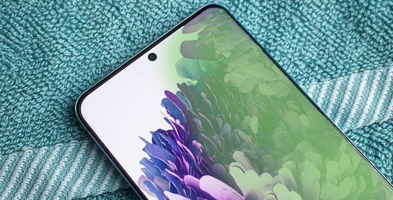 Samsung Galaxy S20: Display flackert / grün-weiße Flecken