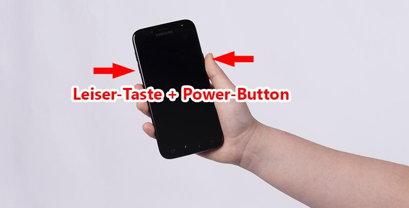 Samsung: Screenshot an Smartphone oder Tablet erstellen – so geht´s